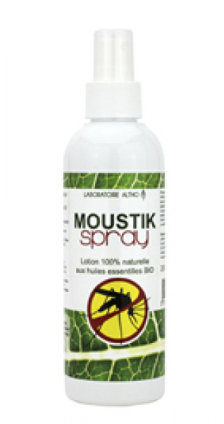SPRAY MOUSTIK'R Naturel et BIO 200ML