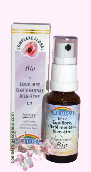 Complexe N  7 Protection Equilibre Bio avec alcool