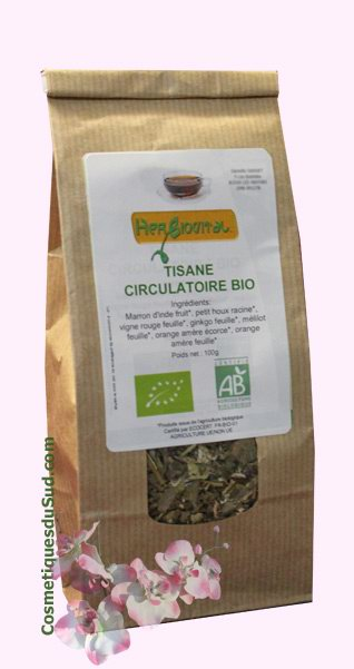 Tisane Circulatoire Bio