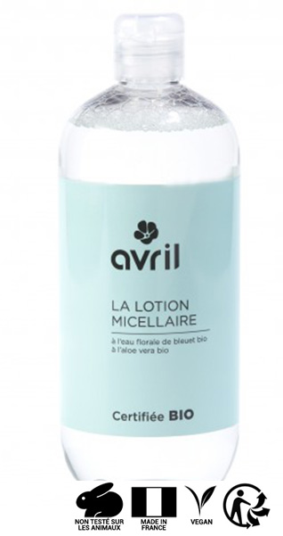 Lotion Micellaire Bio - 500ml