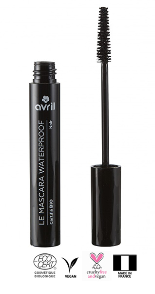 Mascara noir bio waterproof