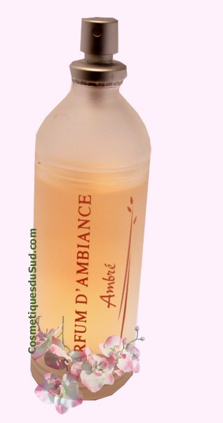 Ambré - parfum d'ambiance en spray - 100 ml