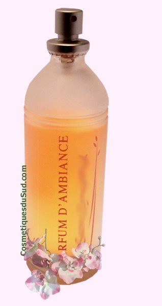 Patchouli - parfum d'ambiance en spray - 100 ml