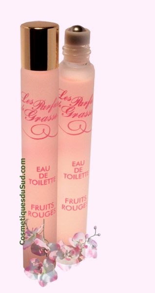 Fruits Rouges Eau de Toilette roll'on - 10 ml