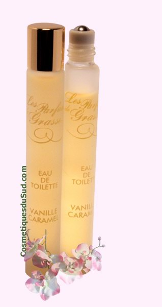Vanille Caramel Eau de Toilette roll'on - 10 ml