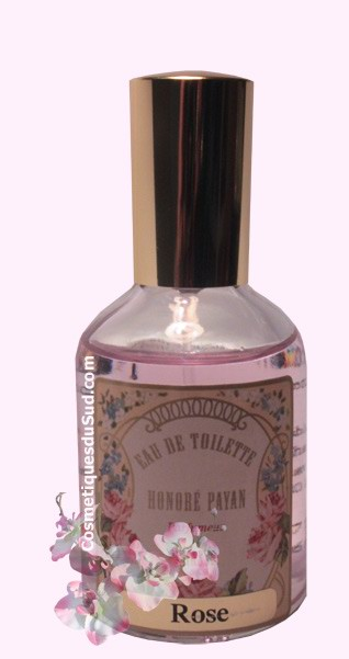 Rose - Eau de Toilette  de Grasse - 50 ml