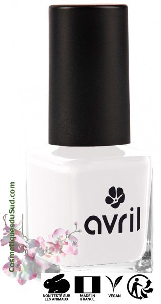 Vernis à Ongles Blanc French